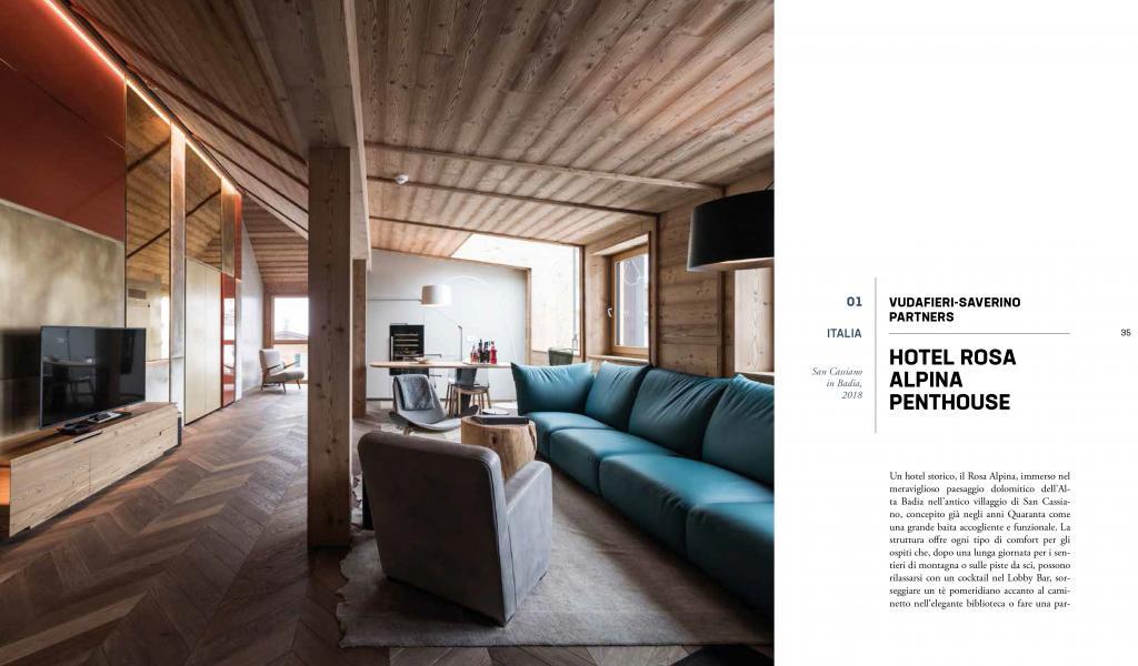 Sfide dell'Architettura Rosalpina Penthouse
