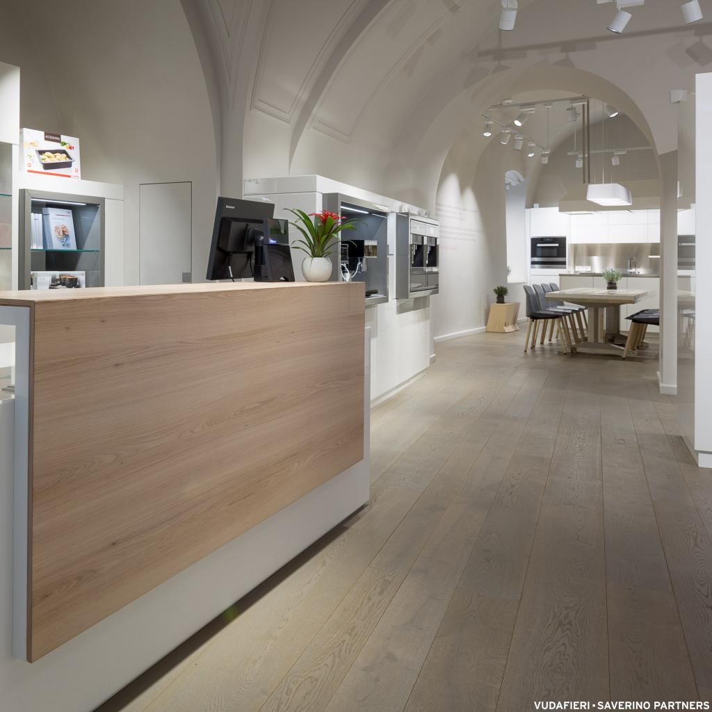 Miele Experience Center Bolzano Vudafieri Saverino Partners